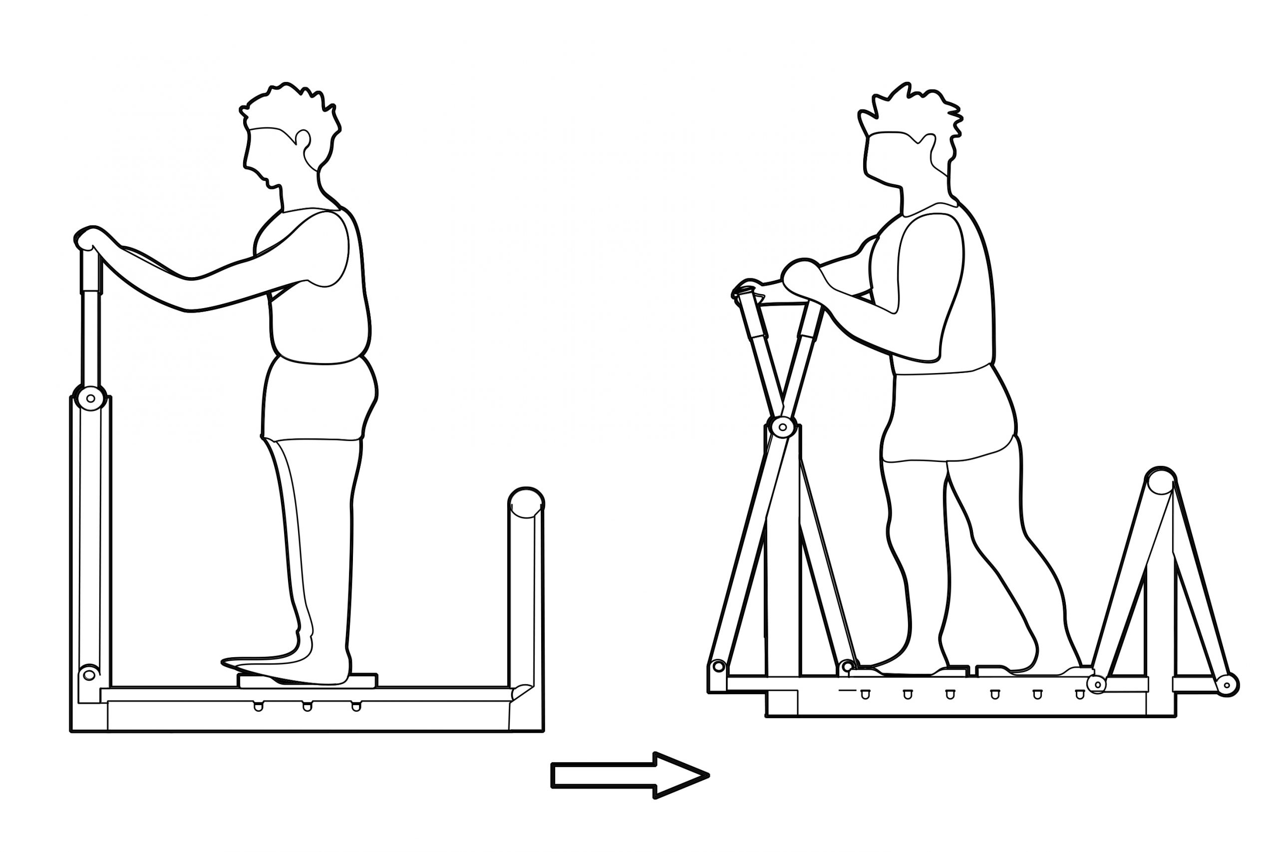 סקי - אופן השימוש